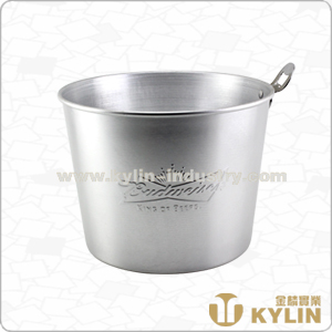 aluminum ice bucket with bottle opener aluminum ice bucket with bottle opener ice bucket tong. Black Bedroom Furniture Sets. Home Design Ideas